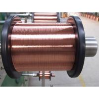 Buy cheap Bare Conductor CCA Copper Clad Aluminum Wire product