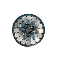 Buy cheap Bare Conductor ACSR/AW Aluminum Conductor Aluminum Clad Steel Reinforced to ASTM B549-88 product