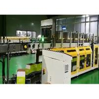 PLC Wrap Around Plastic Bottle Packaging Machine With LCD Touch Screen