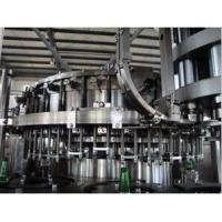 220 V Beverage Packaging Machine Water Bottling Machines With Frozen Chilled Process