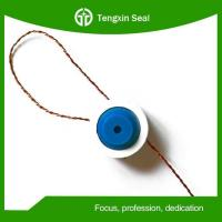 China Anti Tamper Electric Meter Lead Seals Polycarbonate Meter Seals on sale