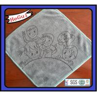 Microfiber Towel Cartoon Tea Towel