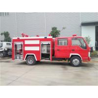 Isuzu 100P 2.5t Water 1t Foam Fire Fighting Truck