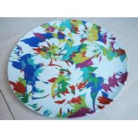Electronic items melamine plate