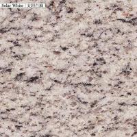 China Granite solar white