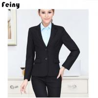 China Women Custom Office Lady Blazers on sale
