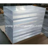 Buy cheap custom thickness acrylic cast glass sheet product