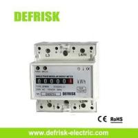 Cheap price single phase kWh Electric Meter