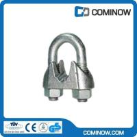 Buy cheap Galv. Malleable Wire Rope Clip Type B product