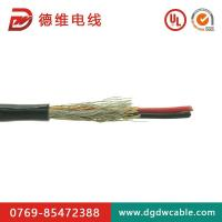 Buy cheap Two core shielded wire product