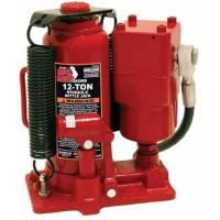 Buy cheap Torin Big Red TA91206 Air Hydraulic Bottle Jack, 12 Ton Capacity product