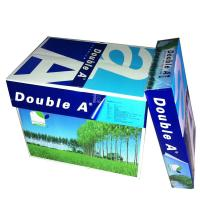 China Metal products Top quality Double A A4 paper one 80 gsm 75gsm 70 gram Copy Paper on sale
