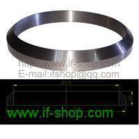 INK CUP SYSTEM Tungsten carbide steel scrape ring for ink cup