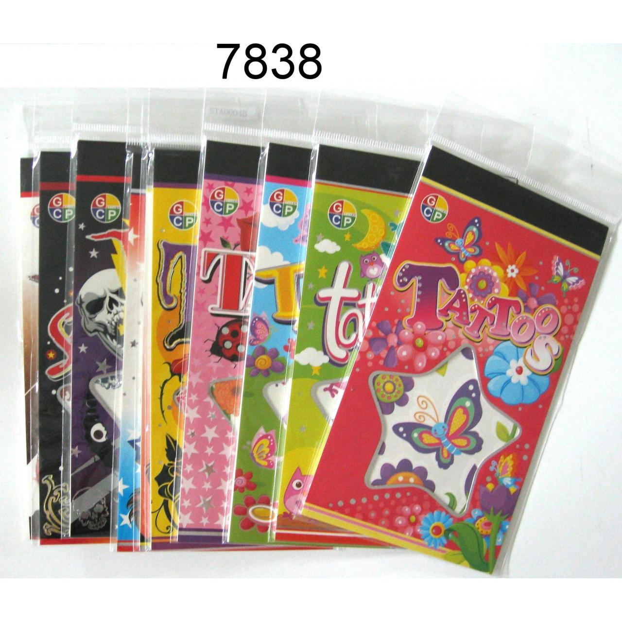 Buy cheap 10 DESIGNS TATTOO PAD product
