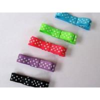 Buy cheap Clips and Bitty bow Item NO:Swiss dots clip product