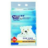 Buy cheap Pulppy 3-Ply Soft Pack Facial Tissue from wholesalers