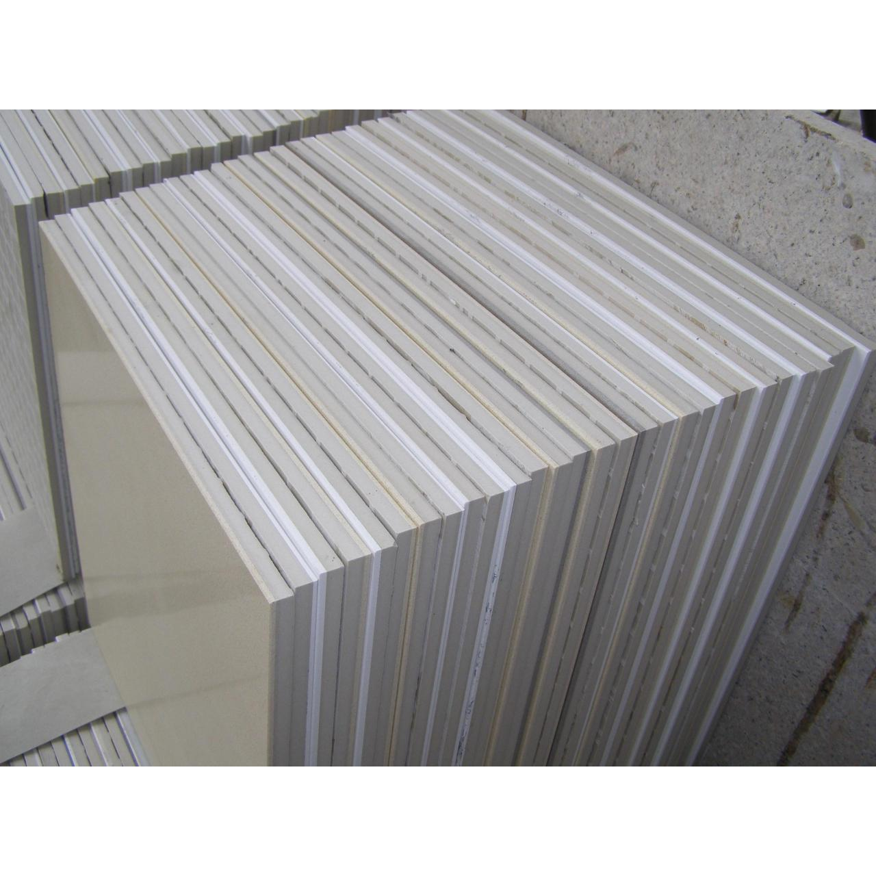 Stone Products Ceramic Backed Marble Tile