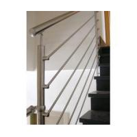 Buy cheap 1.1 meter height stainless steel lattice barrail railing cable rail railing product