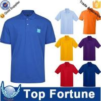 Buy cheap OEM golf polo shirt for men professional manufacturer product