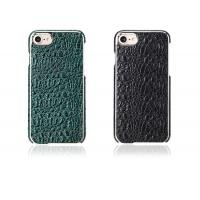 Fashion design Crocodile leather electroplated case for iphone 8 8 plus 7 7 plus 6S