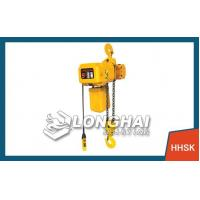 Air Casters Electric Chain Hoist (Upgrade)