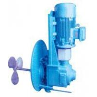 Screw cone gear of Side entry mixer