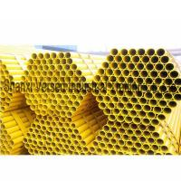 Hot rolled steel scaffold pipe