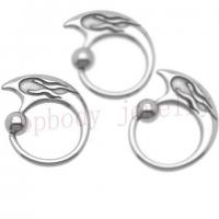 Buy cheap Tattoo Flame Tribal Captive captive-ring-S017 product