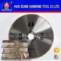 China Saw Blade With Teeth Marble Limestone Cutting Blade Price on sale