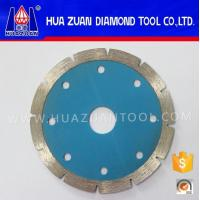 Buy cheap 125mm Core Cut Diamond V Tip Blades For Grinder product