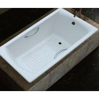 Buy cheap Embedded cast iron bath 1615 from wholesalers