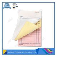 Buy cheap Carbonless form paper printing with reasonable price from wholesalers