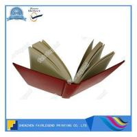 Buy cheap Cheap hardcover book 8.5*11 inch 150 pages printing black from wholesalers