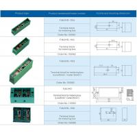 Buy cheap FJ6/DFY1,2 type FJ6/JHD-10 series terminal block for metering box from wholesalers