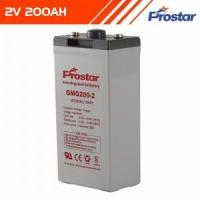 Buy cheap 1 Prostar maintenance-free 2v 200ah battery gel lead acid storage battery price from wholesalers
