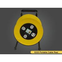 Buy cheap Plastic Cable Reel  S320 Portable Cable Reel from wholesalers