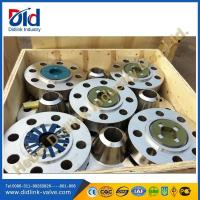 Buy cheap DIN2633 alloy 20 flanges, stainless steel pipe flanges, reducing flanges from wholesalers