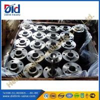 Buy cheap DIN86029 carbon steel flanges, vacuum flanges, plumbing flanges from wholesalers