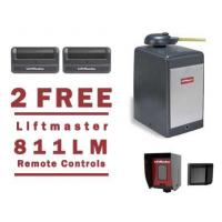Buy cheap LiftMaster CSW200101U 1 HP Swing Gate Opener - 2 FREE Liftmaster 811LM Remotes product