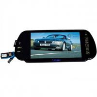 7inch rear view mirror monitor with USB/SD MP5 M