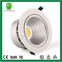 Buy cheap 12w Epistar COB led downlight from wholesalers
