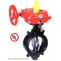 Buy cheap UL Wafer Type Butterfly Valves from wholesalers
