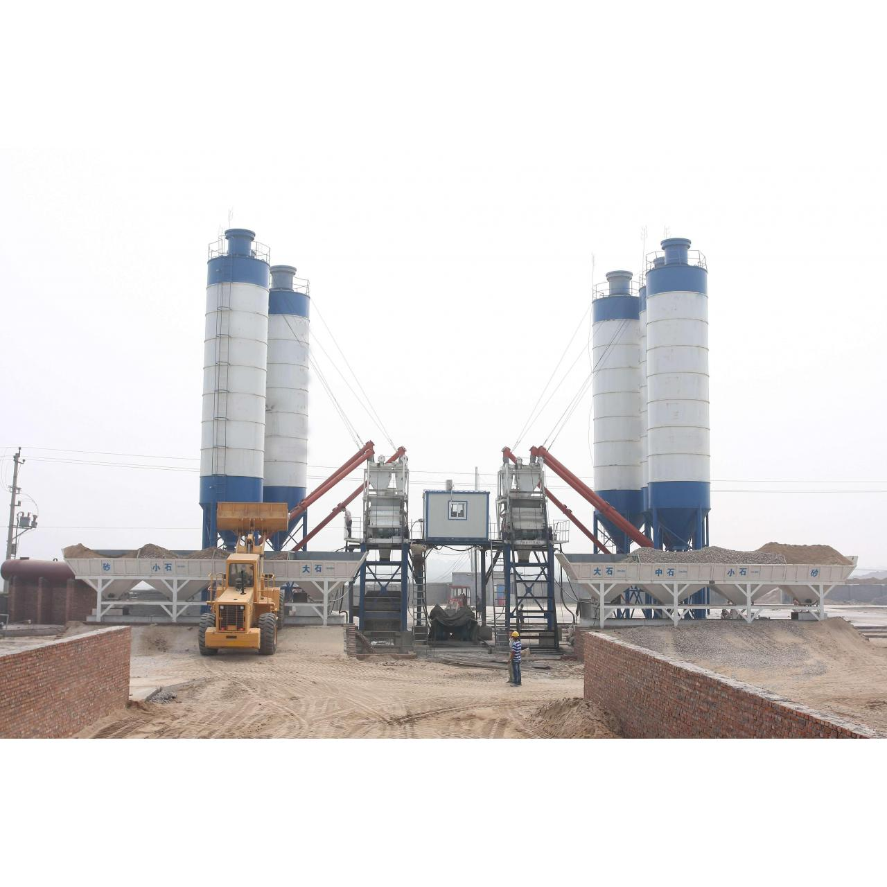 China Concrete Mixing Plant on sale