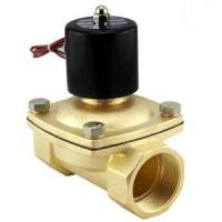 Industrial appliances D brand Pure copper coil Normally closed solenoid valve Water valve