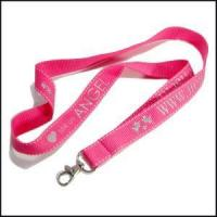 Buy cheap Fashion Glitter Printing Logo Polyester Lanyard for Promotion Gift product
