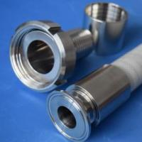Buy cheap Pharmaceutical-grade hose SMS quick connector product
