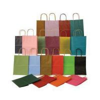 Matte Tints on Kraft Paper Shopping Bags