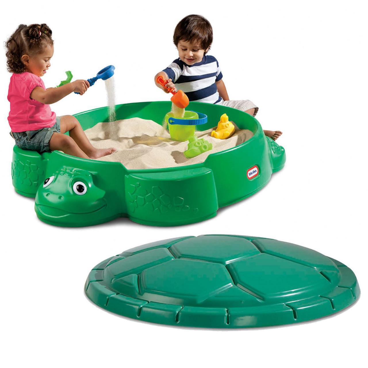 Buy cheap Sand and Water Play Turtle Sandbox product