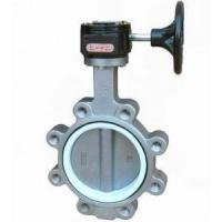 Buy cheap Stainless steel body Lug Butterfly Valve product