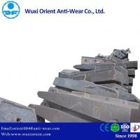 Buy cheap Martensitic Cr Mo Alloy Steel Cement Mill Flat Plate product